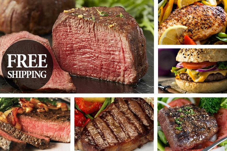 Image of Chicago Steak Sampler | Reg $359.95 | Today