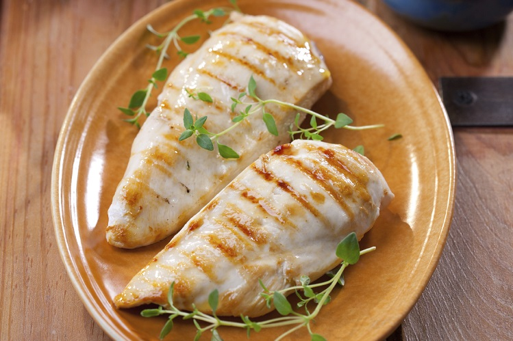 24 (6oz) Marinated Chicken Breasts - 2 Gourmet Flavors