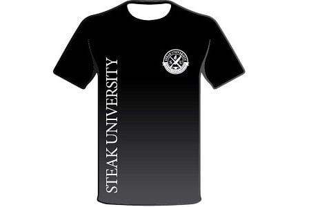Steak University T-Shirt