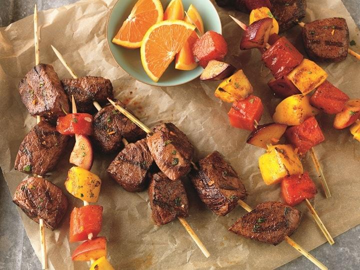 Tenderloin Steak Tips (3lbs)