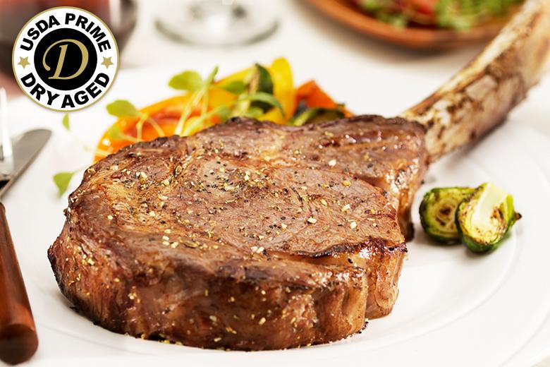 Premium Angus Beef Dry Aged Tomahawks PSD173