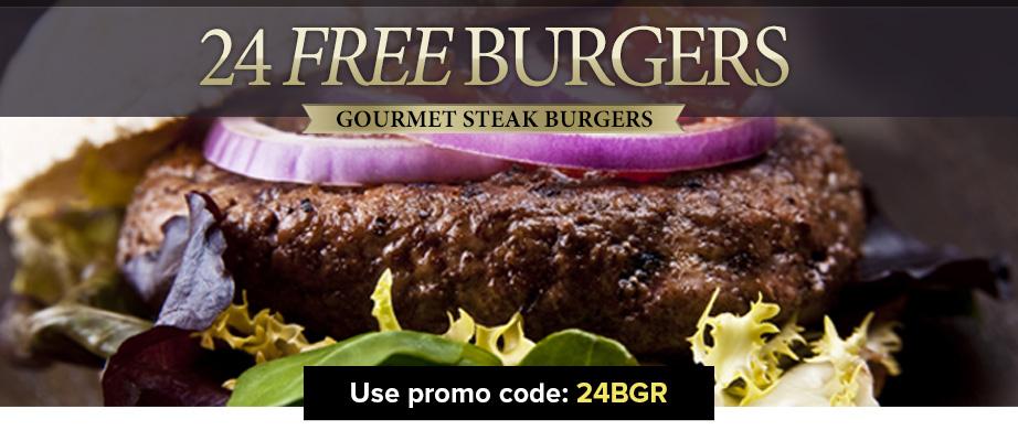 Free Steak Burgers