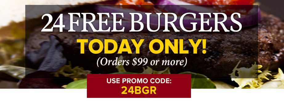 24 Burgers - One Day