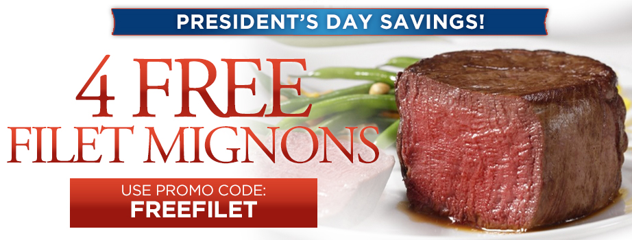 Free Filet - Chicago Steak Company