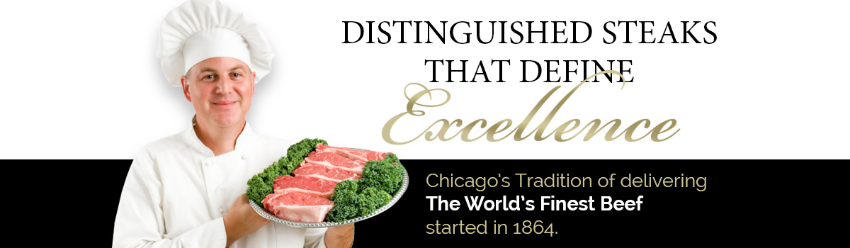 About Chicago Steak Company - Our History