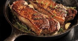 Cooking Link to Steak University