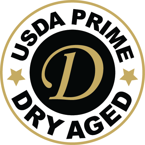 USDA Prime Dry Aged Beef
