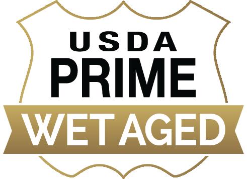 USDA Prime Wet Aged Beef