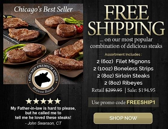 Chicago's Best Seller FREE Shipping