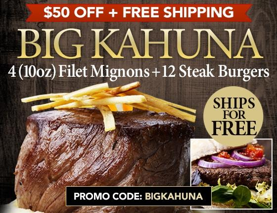 Big Kahuna $50 off + FREE Shipping