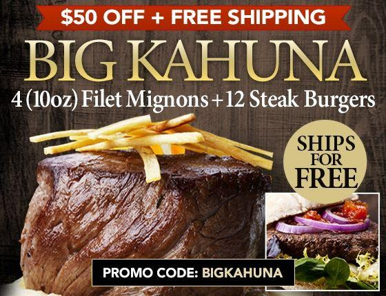 Big Kahuna $50 off + FREE Shipping