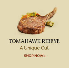 Tomahawk Ribeye - A Unique Cut