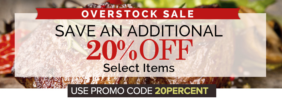 Overstock April