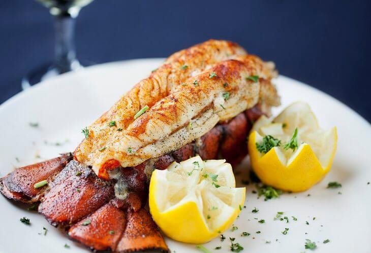 lg lobster tail