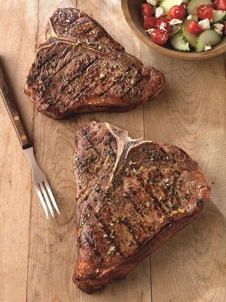 USDA Prime T-Bone Steak