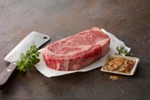 USDA graded steak