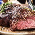 Grilled Bison Steak