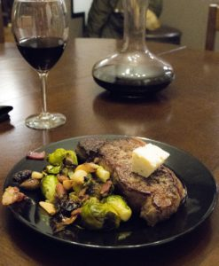 Red Wine and steak pairing