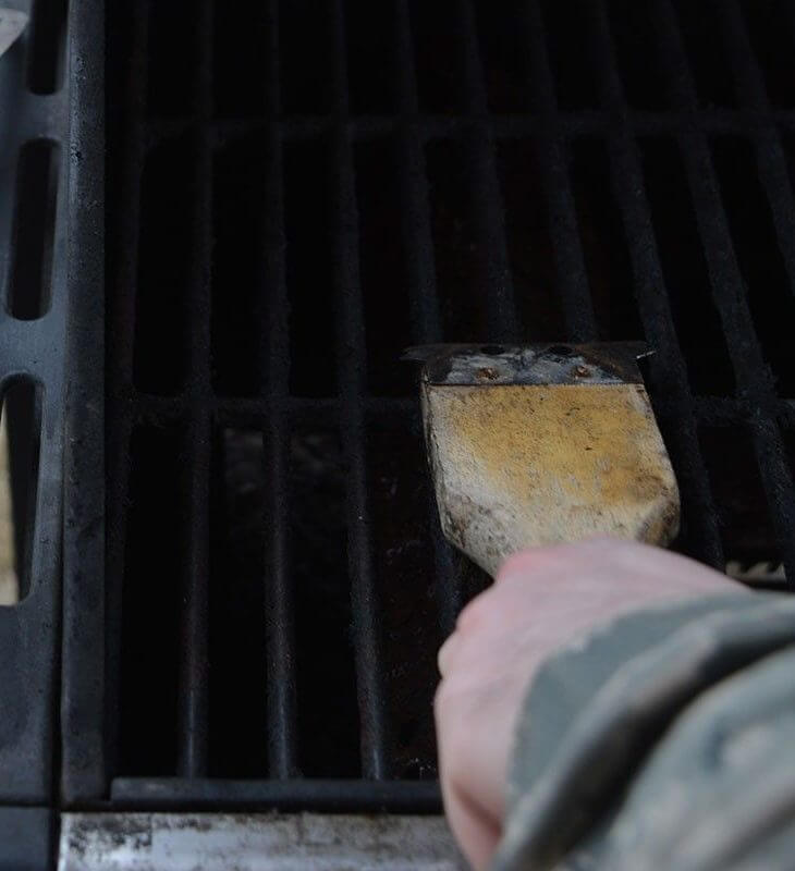 best ways to clean your grill