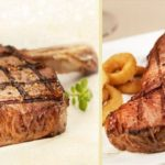 Ribeye vs porterhouse steak
