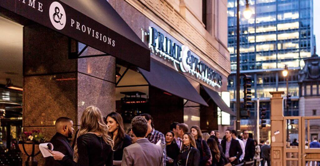 Prime & Provisions steakhouse
