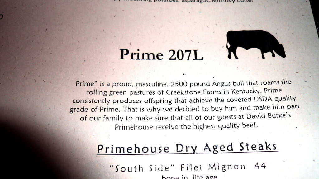Primehouse Steak