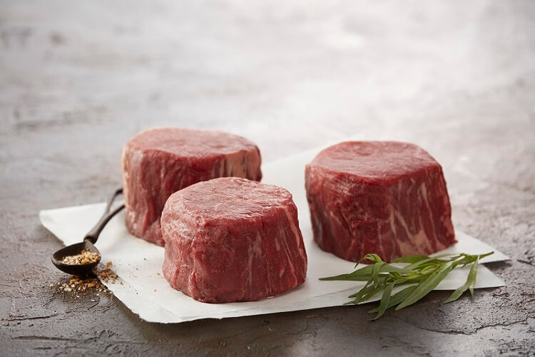 how to cook a thick fillet steak