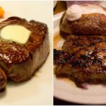 ribeye vs filet mignon