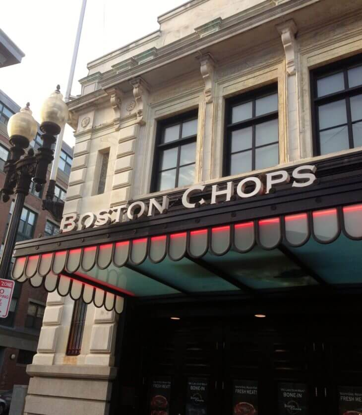 Boston Chops Steakhouse