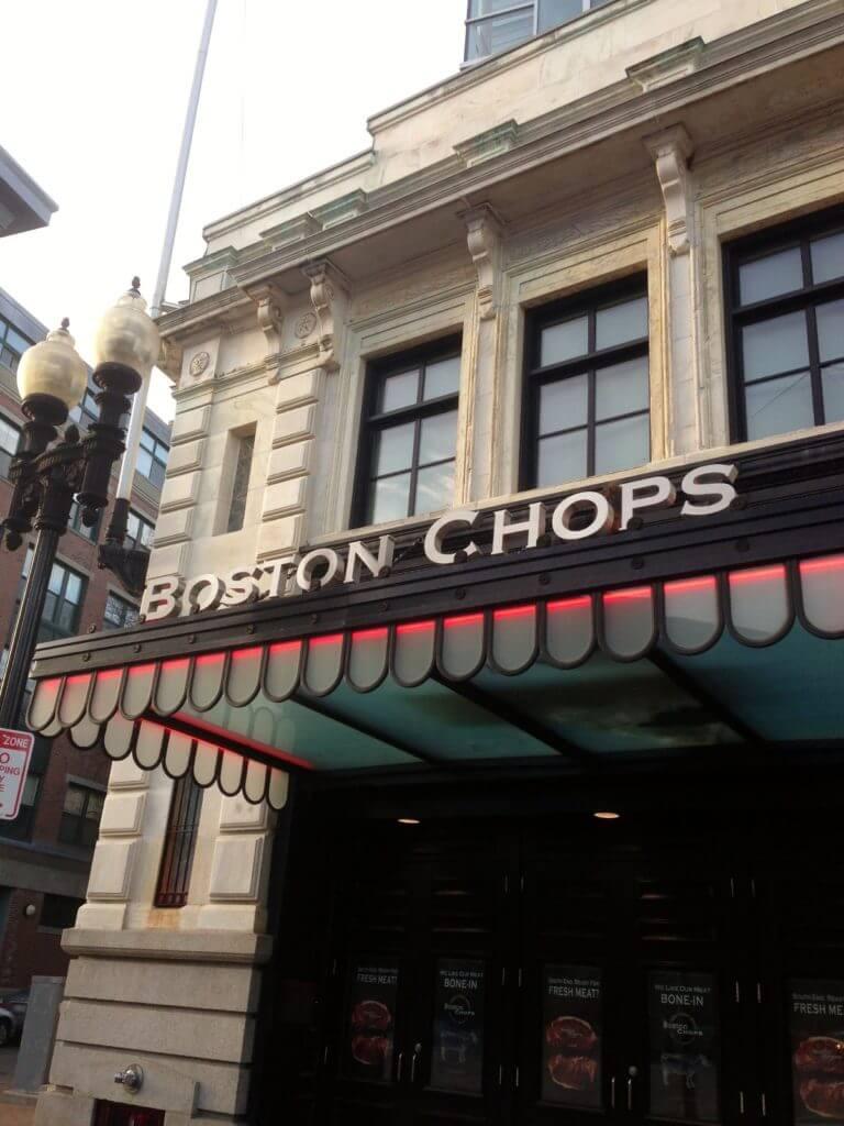 Boston Chops Steakhouse