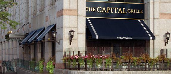 The Capital Grill in Boston