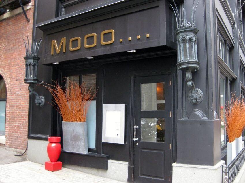 Mooo Steakhouse