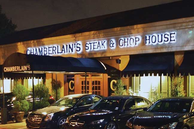 Chamberlains Steakhouse