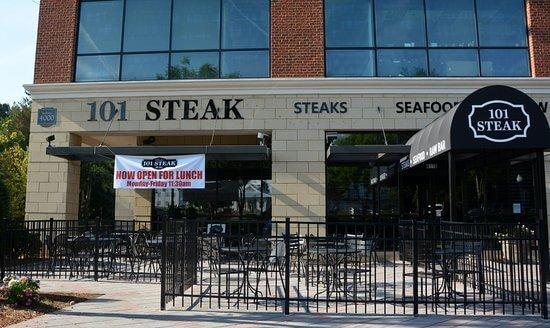 101 Steak in Atlanta