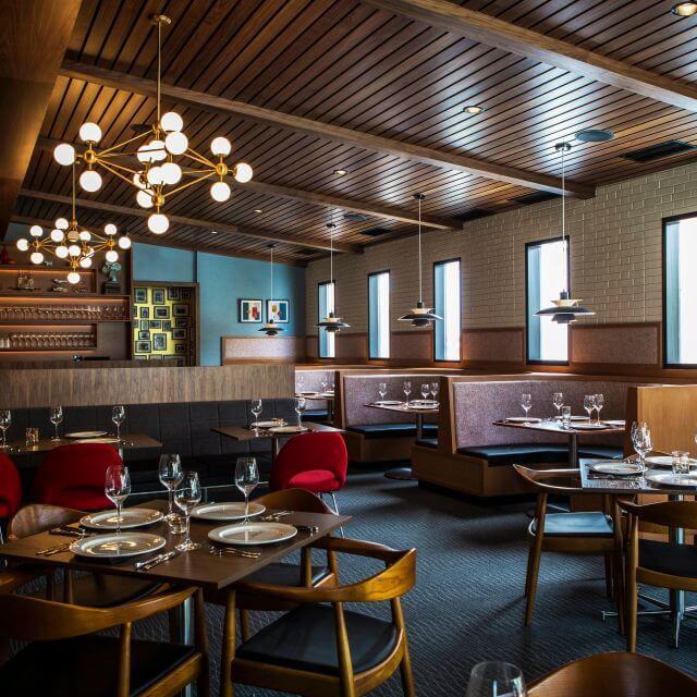 Arthur J steakhouse in LA