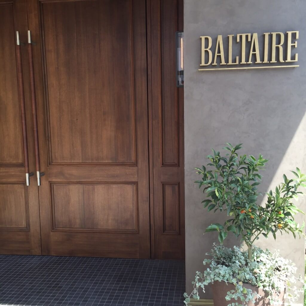 Baltaire steakhouse