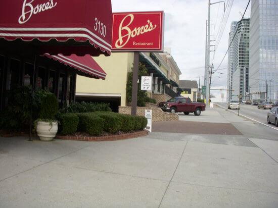 Bones Atlanta Steakhouse