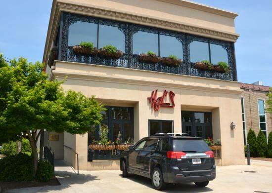 Atlanta's Hals Old Ivy Steakhouse