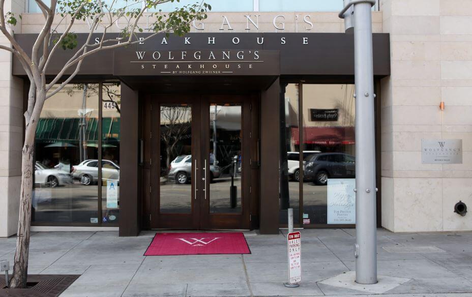Wolfgangs LA Steakhouse