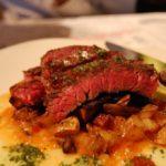 Garlic cilantro steak sauce