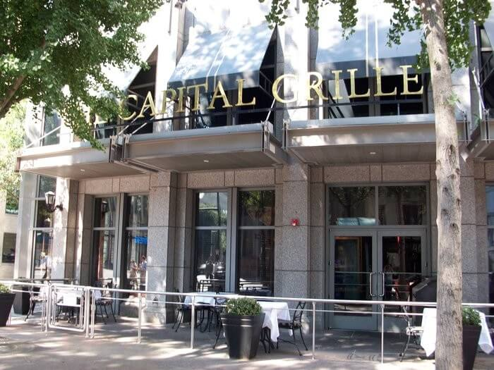 Raleigh Capital Grille Steakhouse
