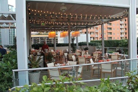 Edge Steak and Bar in Miami