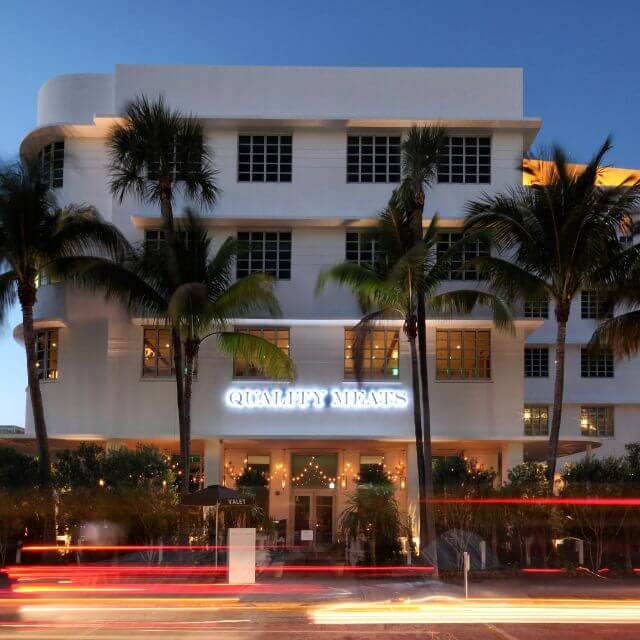 Quality Meats - Miami Steakhouse