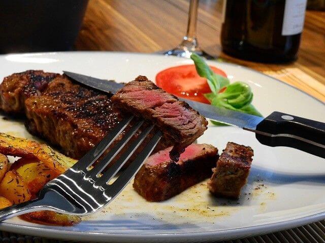 steak ordering guide