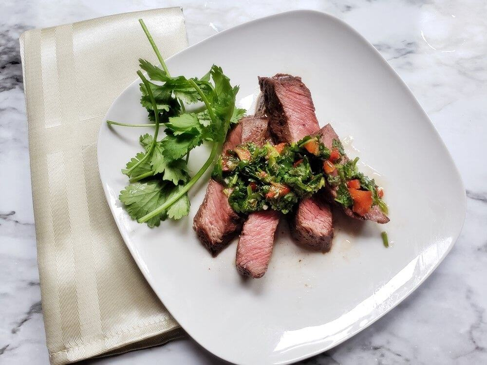 flat iron steak recipe