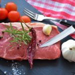 Pan Top Sirloin Steak with Herb Veggies