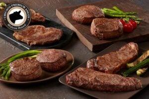 Chicago Steak Company's Best Selling Steak